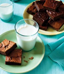 PCEP Flourless Nut-Free Brownies image p 116